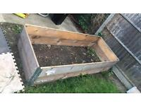 Movable fruit and veg boxs
