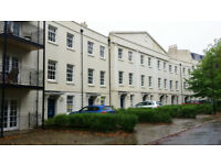 Elegant 4 bedroom Georgian style townhouse enjoying pleasant views over Plymouth Cricket pitch