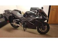 TRIUMPH SPRINT GT 1050 ABS Fully Serviced & Freshly Moted A Very Nice Bike (black) 2012