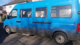 Breaking a renault master mk2 parts only