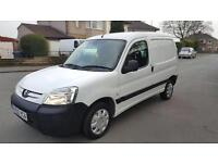 2006 PEUGEOT PARTNER 1.9 DIESEL, FULL MOT TIMING BELT REPLACED