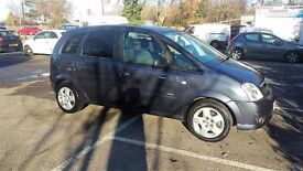 Vauxhall Meriva Breeze 1.4 2008
