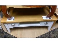 Designer Mark Webster Padstow 4 drawer coffee table