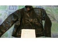 Leather jacket, vintage