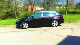 Vauxhall Astra SRI AUTOMATIC