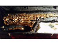B&S Series 500 Tenor Saxophone for sale.