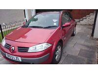 Renault Megane Dynamique 2003 1.6 16V