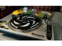 Dj Deck, Turntable Numark TT 1520 Direct Drive plus free Headphones Sony