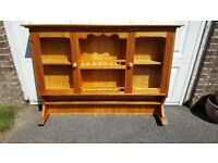 Pine Welsh Dresser top unit