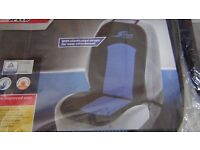 front car protective seat x2 ,with elastic bands for easy and good fitting / brand new