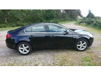 VAUXHALL INSIGNIA EXCLUSIVE 2.0 CDTI 160hp + 4 WINTER TIRES