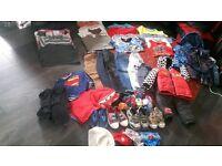 Bundle of childrens 3-4 clothes