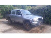 Toyota, HILUX EX 4WD, Pick Up, 2003, 2494 (cc)
