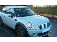 1.6 Mini Ice Blue 2011 excellent condition