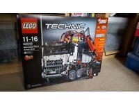 Lego Technic Mercedes Benz Arocs - 42043