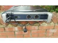 Yamaha p 7000s power amplifier