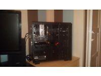 gaming pc q6600 3.0Ghz quad core gtx760 500gb hdd