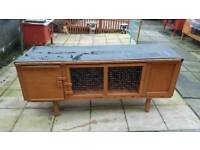 rabbit / guinea pig hutches . all new . 3ft . 4ft 5ft and 6ft available ...pick up only .. cumnock