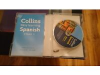 Collins Easy Learning Spanish Complete Audio Course