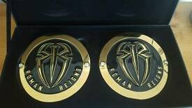 Wwe Roman Reigns sideplates