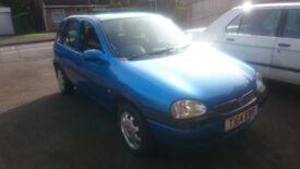 Vauxhall Corsa B 1.4 GLX (1999)