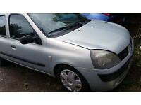 Renault Clio 1.5 DCi - Breaking for spares - Complete car there