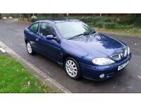 2002 Renault Megane Coupe