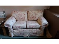 2 Two Seater MultiYork sofas with removable covers