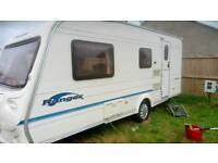 2004 Bailey Ranger 510/4L Touring Caravan for sale