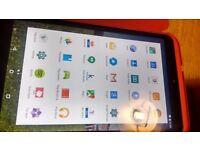 Tesco Hudl 2 16GB, Wi-Fi Bubblegum Pink One execllent condition + extras