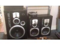 Jamo super power speakers