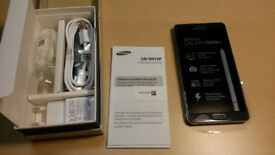 Samsung Galaxy Note 4 in a Box with all the Accessories - SIM FREE UNLOCKED To All Networks