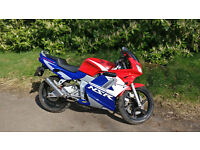 Honda NSR 125 2 stroke Italian import derestricted