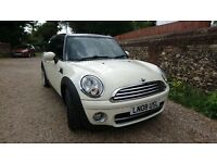 MINI cooper 1.6 TD, pepper pack, FHS by MINI, 1 owner, MOT till March18, low road tax, economical