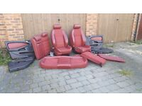 JAGUAR X-TYPE SEATS