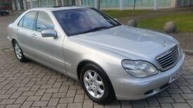 1999-V MERCEDES S430 AUTO 1 OWNER 92K FSH STUNNING EXAMPLE FULLY LOADED STUNNING