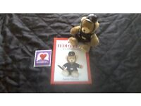 Soulmatesare Booklet & Free Teddy ( From the Teddy Bear Collection
