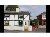 2 bed cottage available to rent