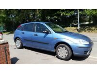 FORD FOCUS 1 PREVIOUS OWNER