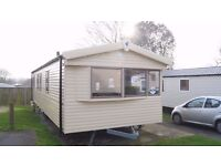 Willerby Salsa Eco 2013 3 Bed Static Caravan **SITED**ALL 2017 FEES**