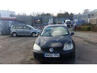 2005 (55 reg) Volkswagen Golf 1.9 TDI SE 5dr Hatchback for sale £1,495 MOT TILL 28/10/18