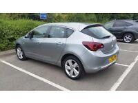 Vauxhall Astra 1.4 SRI 2012 (62 Reg)