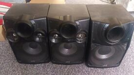 Jvc mx-kv68 speakers