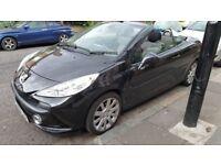 Peugeot 207cc for sale £1,700 ono