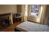 LARGE ROOM IN FRIENDLY HOUSESHARE, 2 BATHROOMS, KITCHEN/DINER, ALL BILLS & WIFI INC