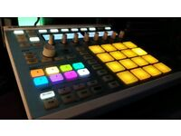 Maschine MK2 with Software and extras