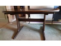 4 x dinning chair and dinning table