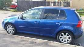 VOLKSWAGEN GOLF 1.6 FSI, SERVICE HISTORY MANUAL, REAR PRIVACY WINDOWS (NOT Vauxhall Astra Renault)