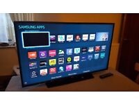 """Samsung 40"""" Smart HD TV with Wifi,Freeview HD, Netflix, Youtube,Excellent condition"""