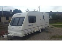 2001 model 2 berth bailey senator